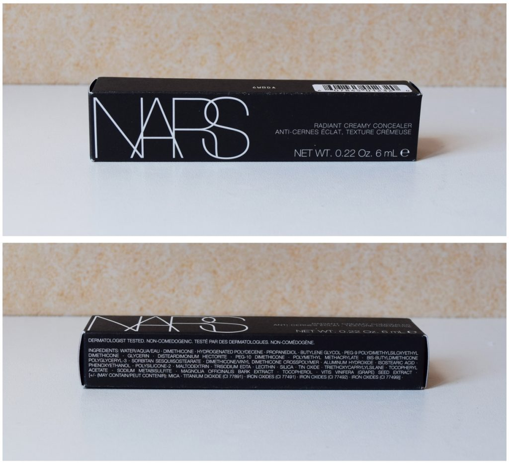 anticernes-nars-packaging
