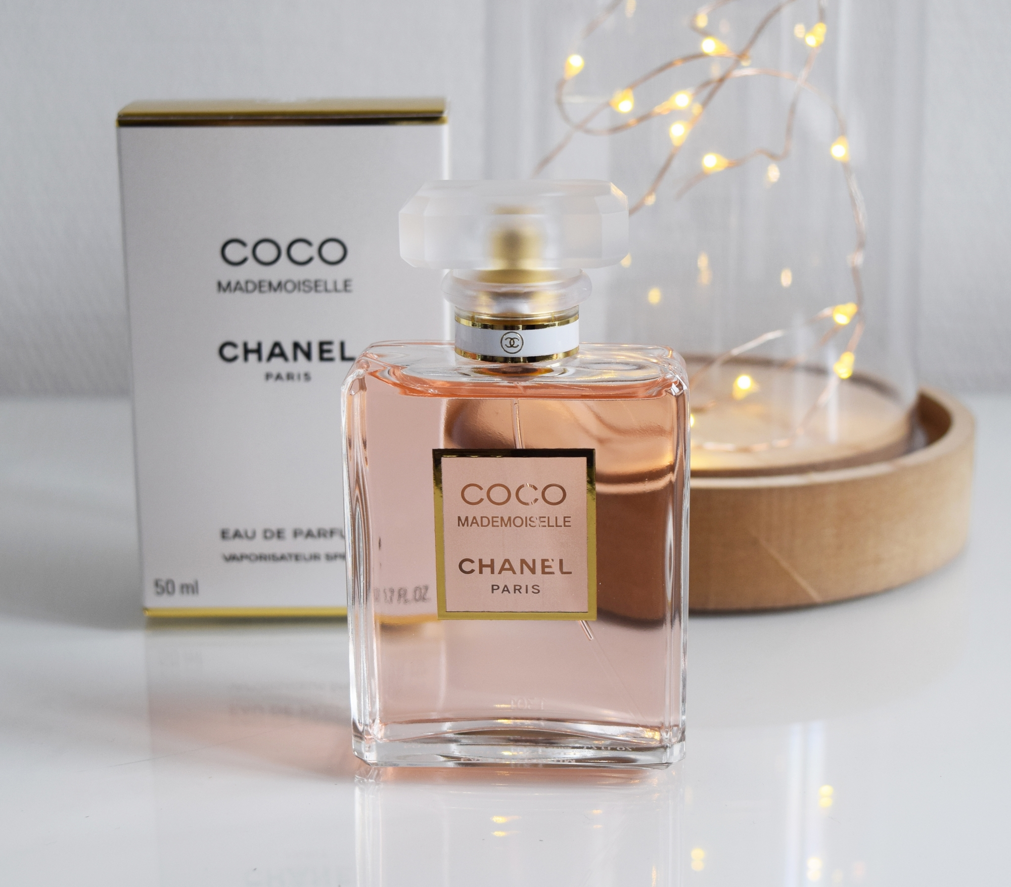 d5e9e80721 L'incontournable parfum Coco Mademoiselle de Chanel ! - Purple Dream ...