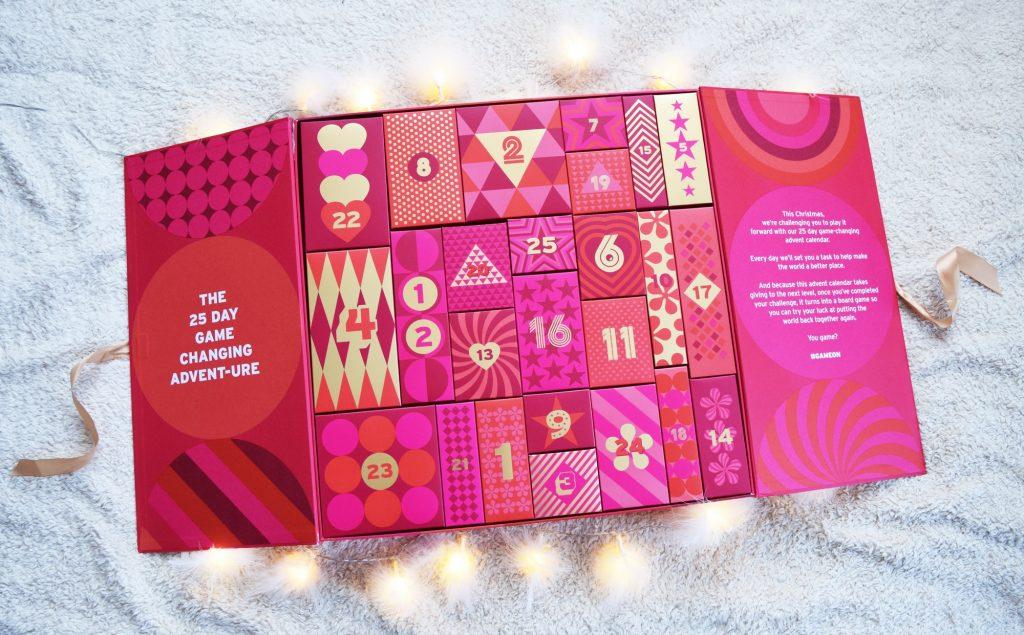 calendrier de l 39 avent ultimate dition 2017 the body shop purple dream blog beaut et. Black Bedroom Furniture Sets. Home Design Ideas